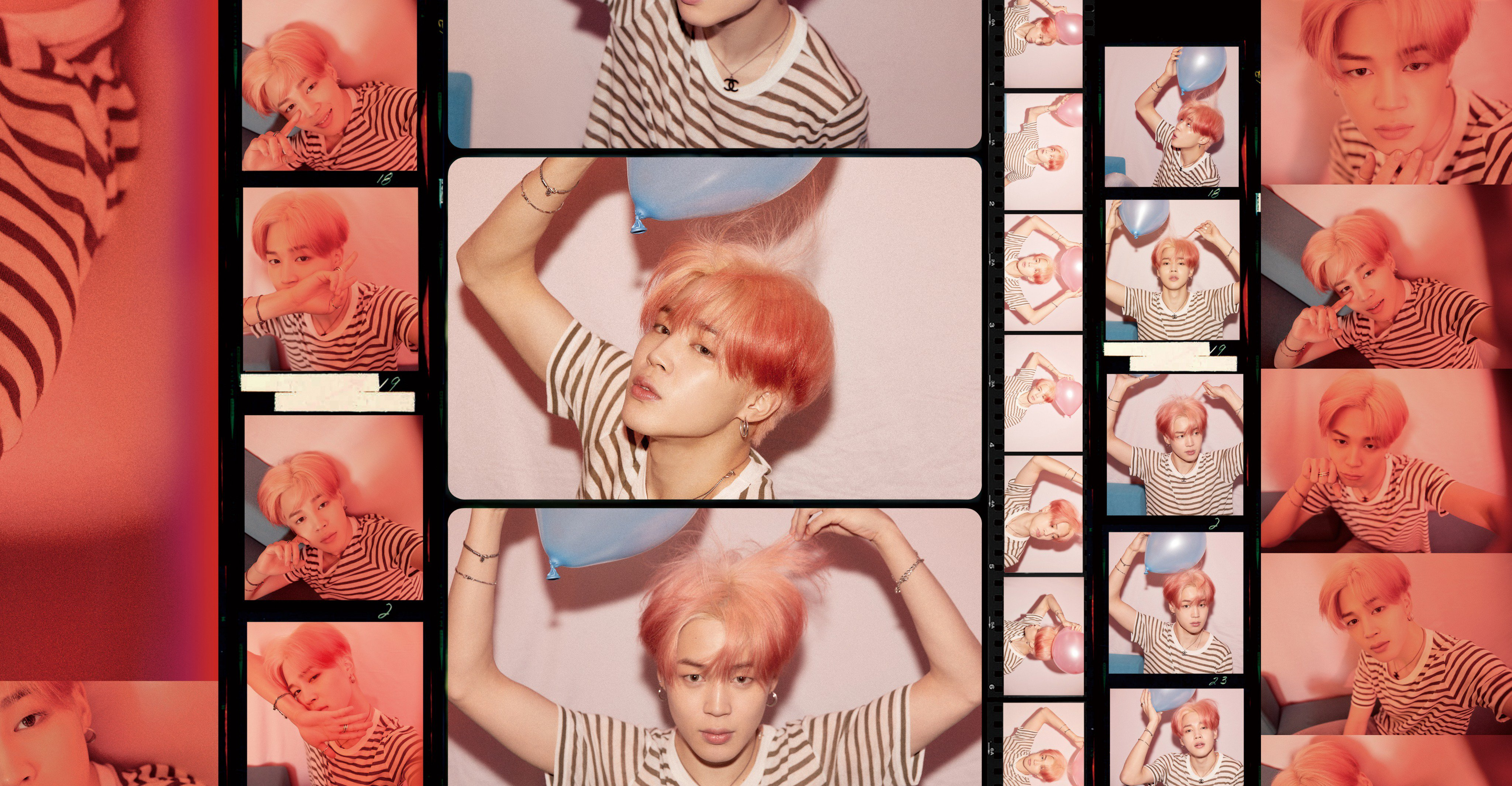 BTS Jimin Map Of The Soul Persona
