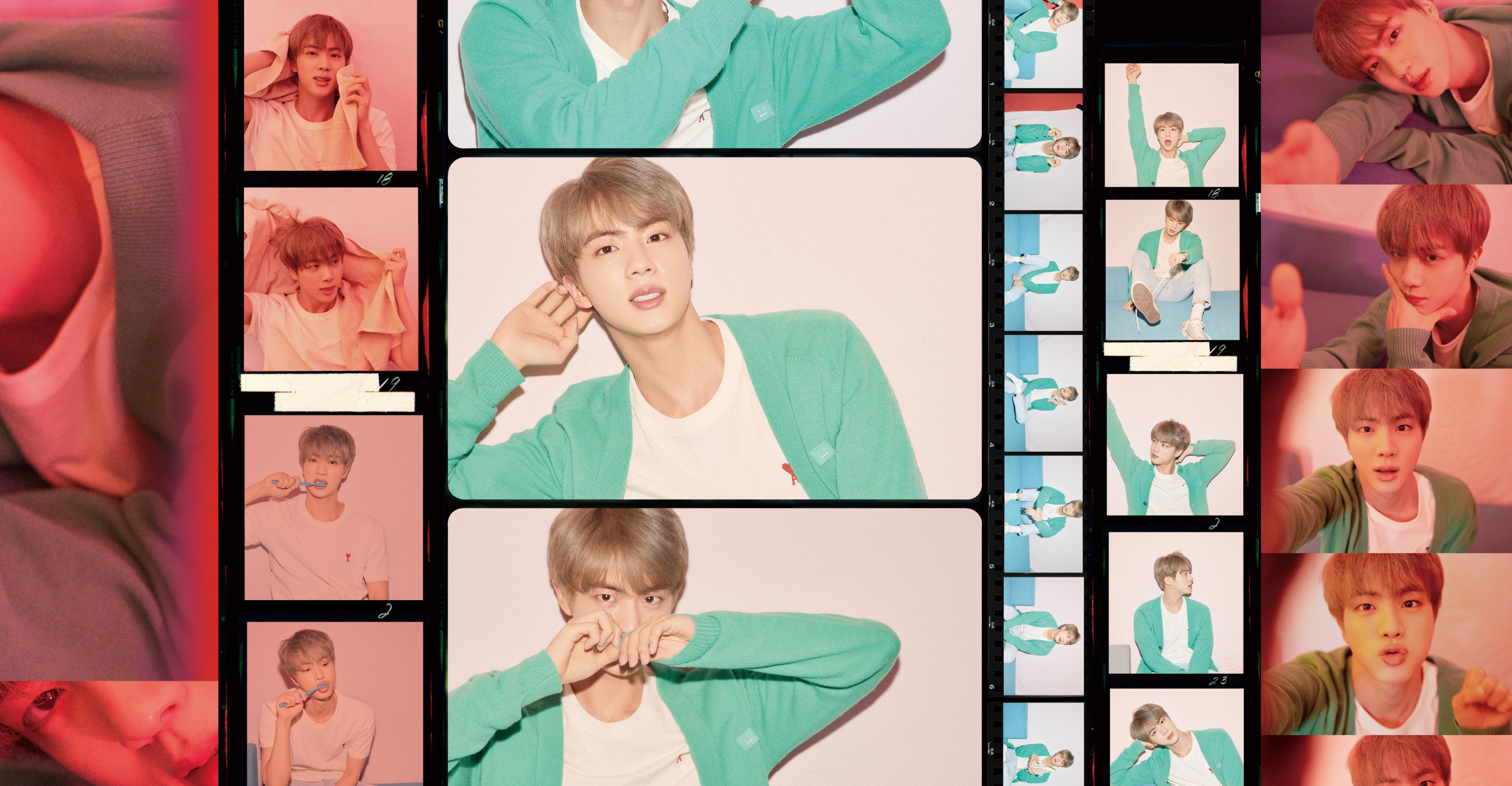 bts map of the soul persona concept Jin 2