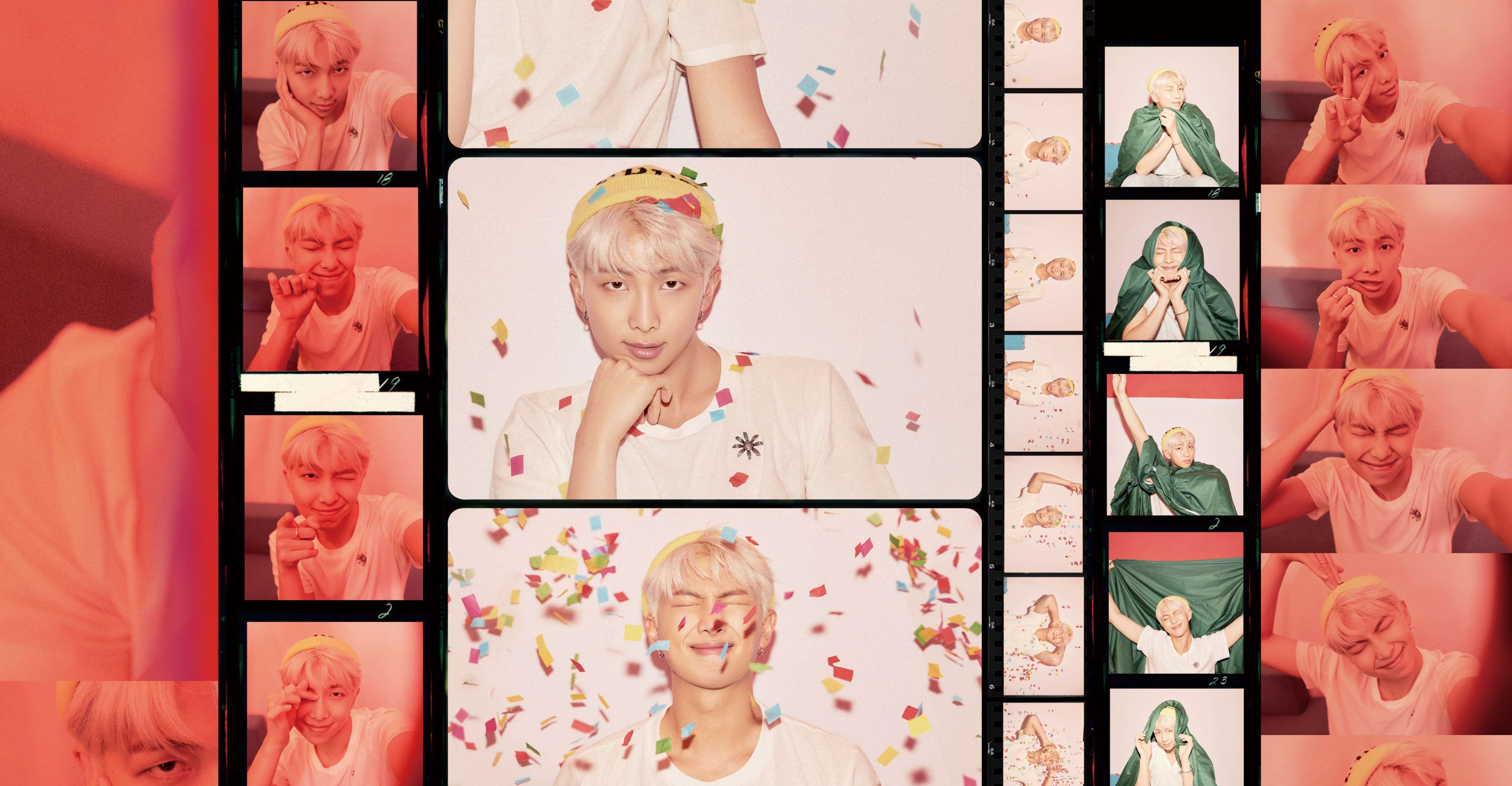 BTS RM Map Of The Soul Persona