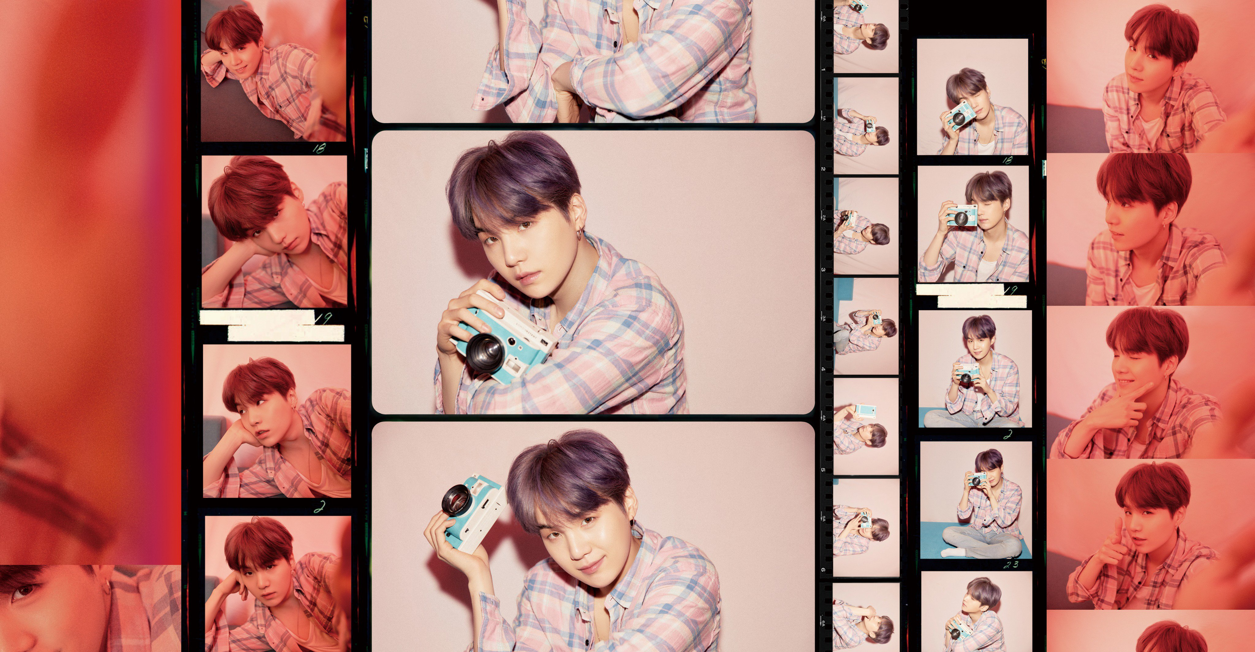 BTS SUGA Map Of The Soul Persona