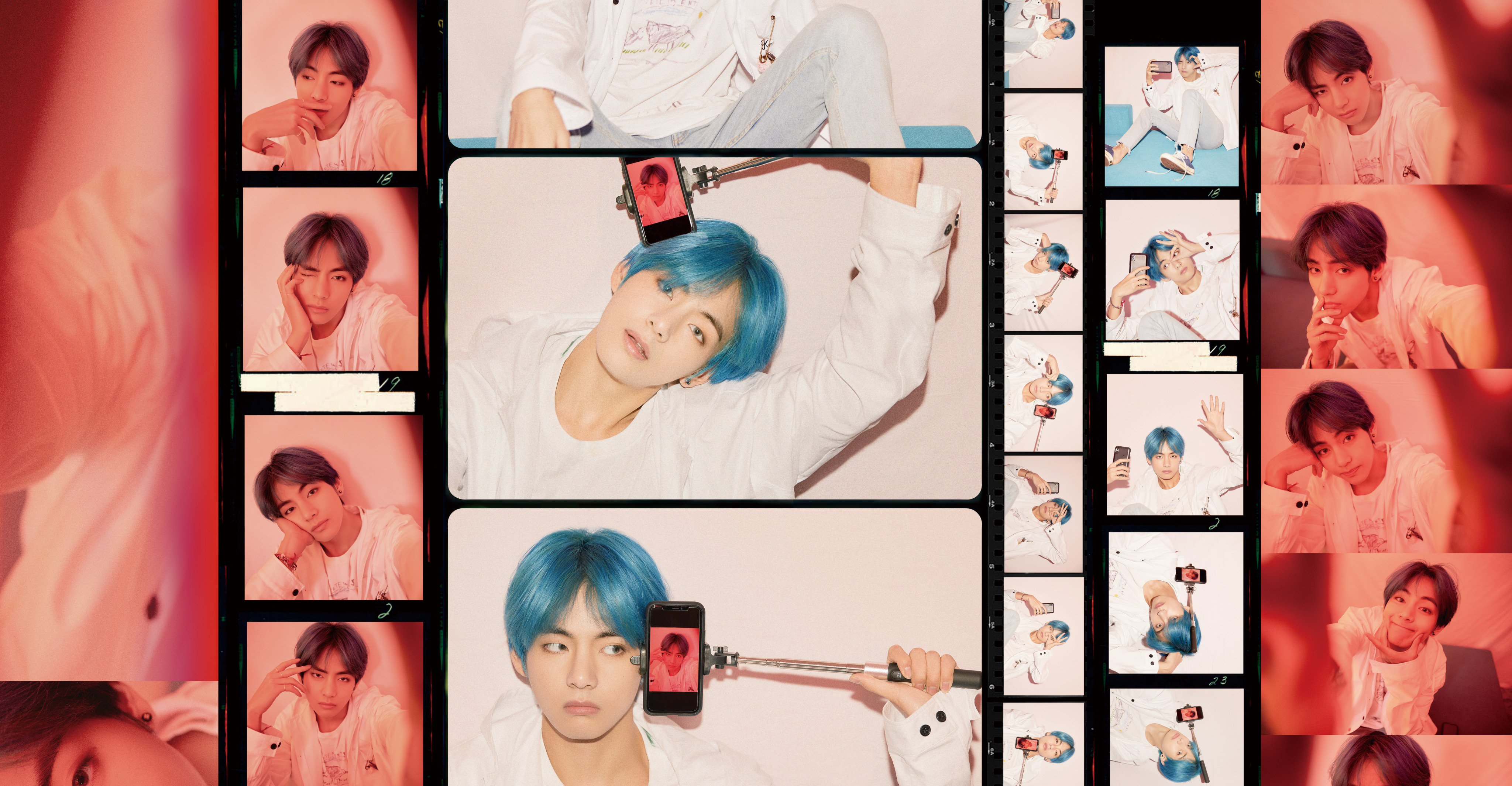 BTS V Map Of The Soul Persona
