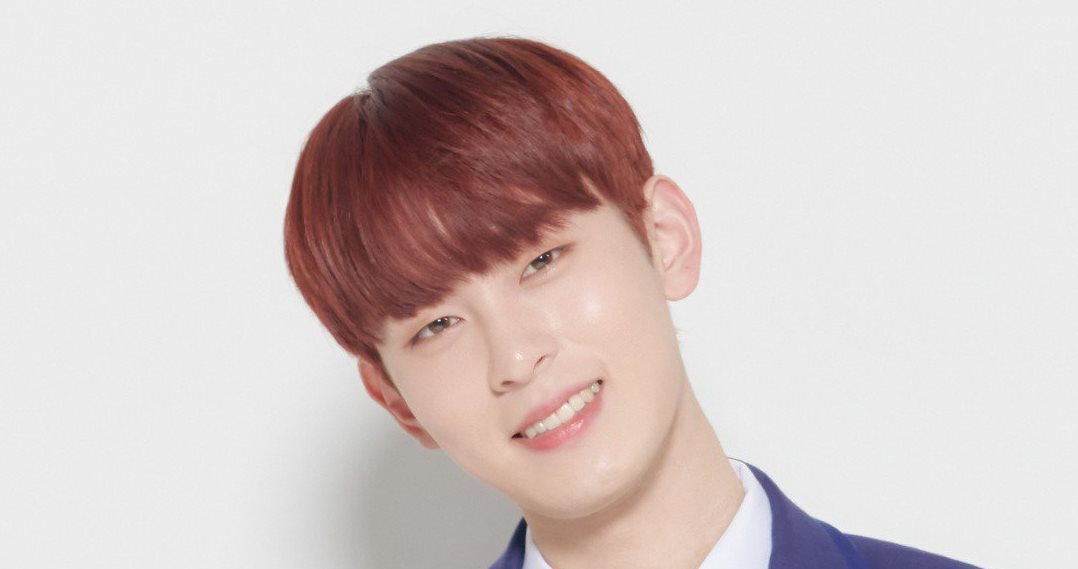 Won Hyun Sik Produce X 101
