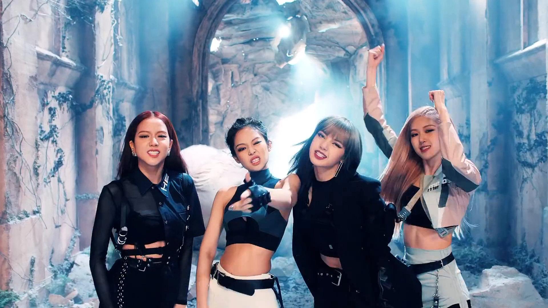 Blackpink – Kill This Love MV Teaser Screencaps