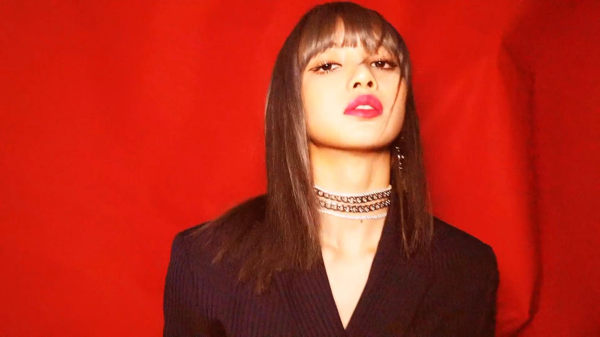 Blackpink – Kill This Love Lisa Teaser Video Screencaps