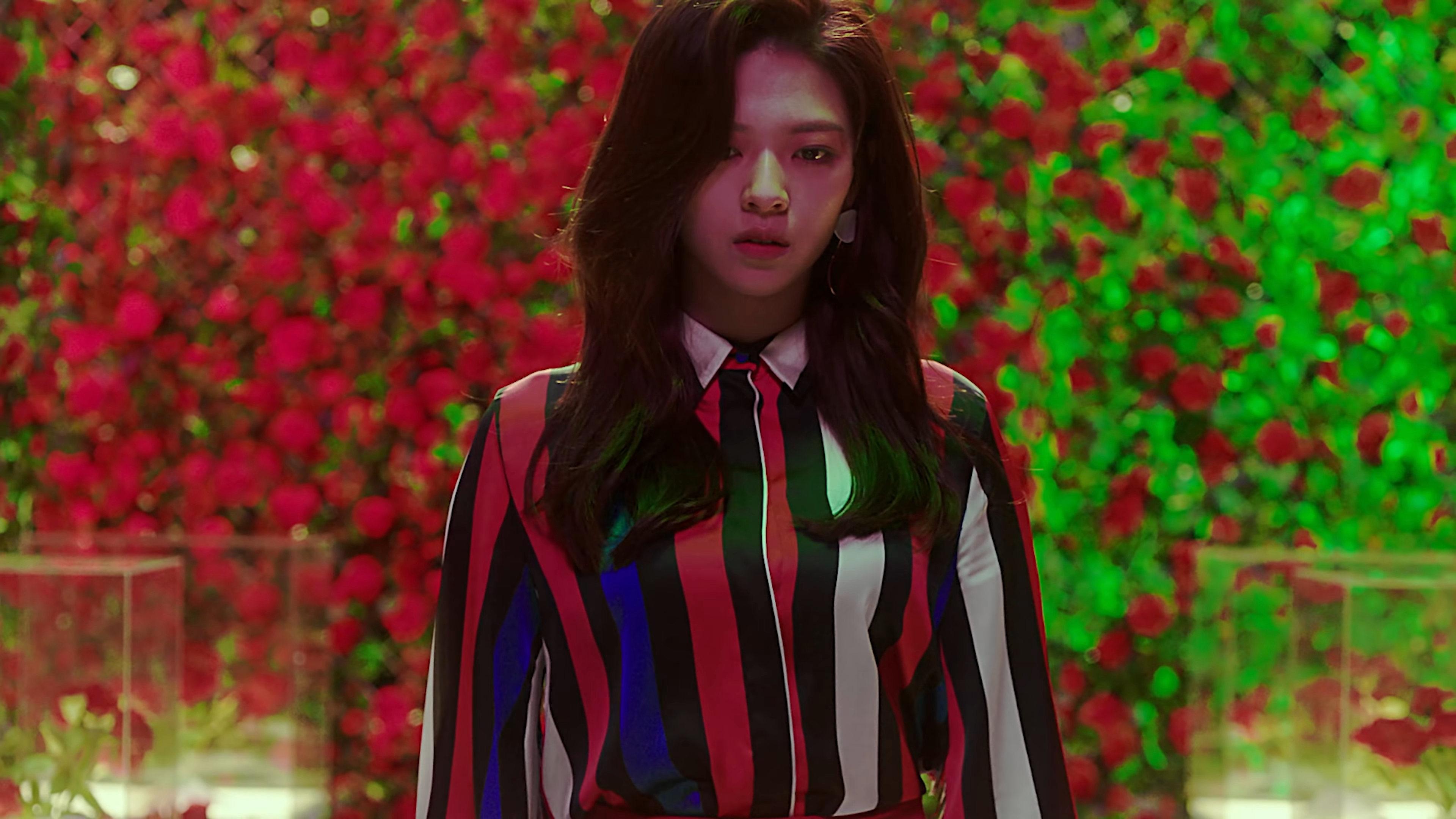 Twice Fancy Teaser Jeongyeon 4k Screencaps K Pop