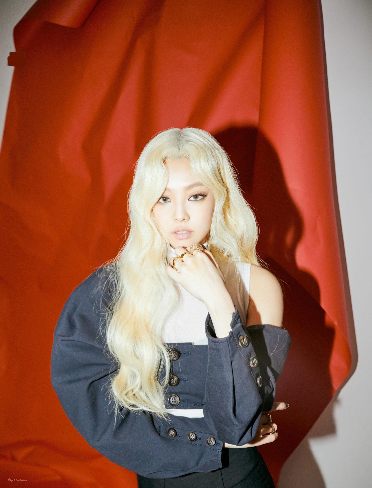 Jennie Kill This Love Concept UHD