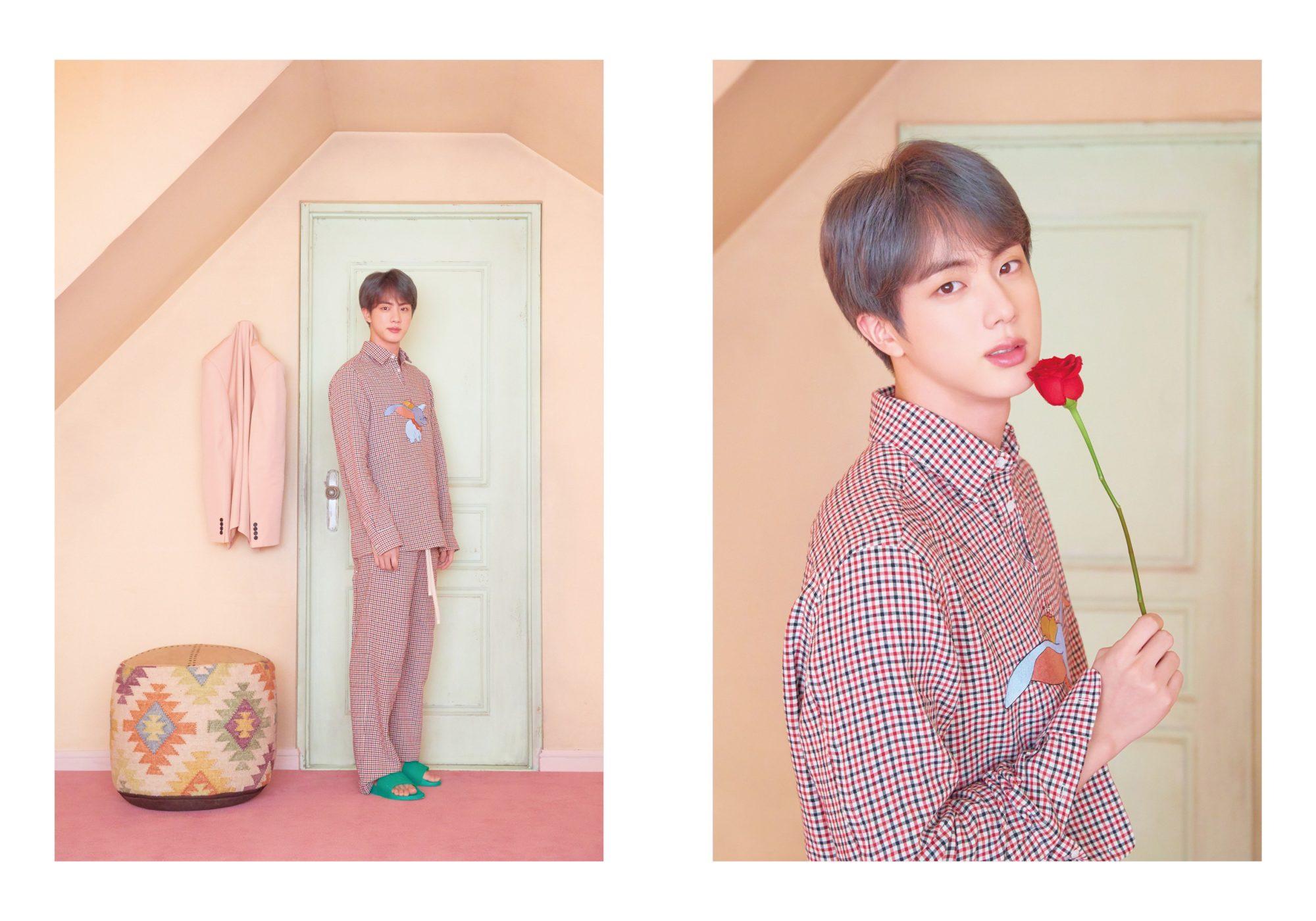 BTS Jin Persona