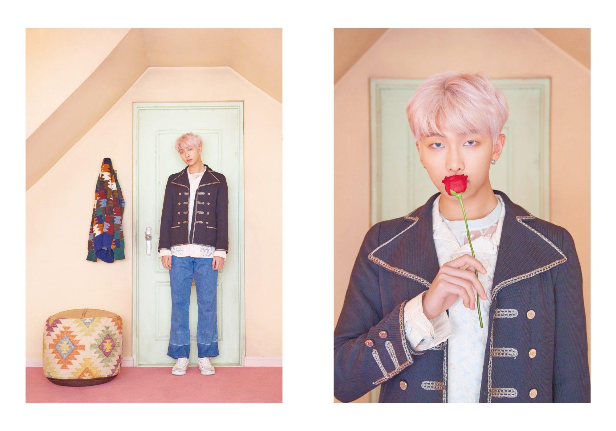 BTS RM Persona