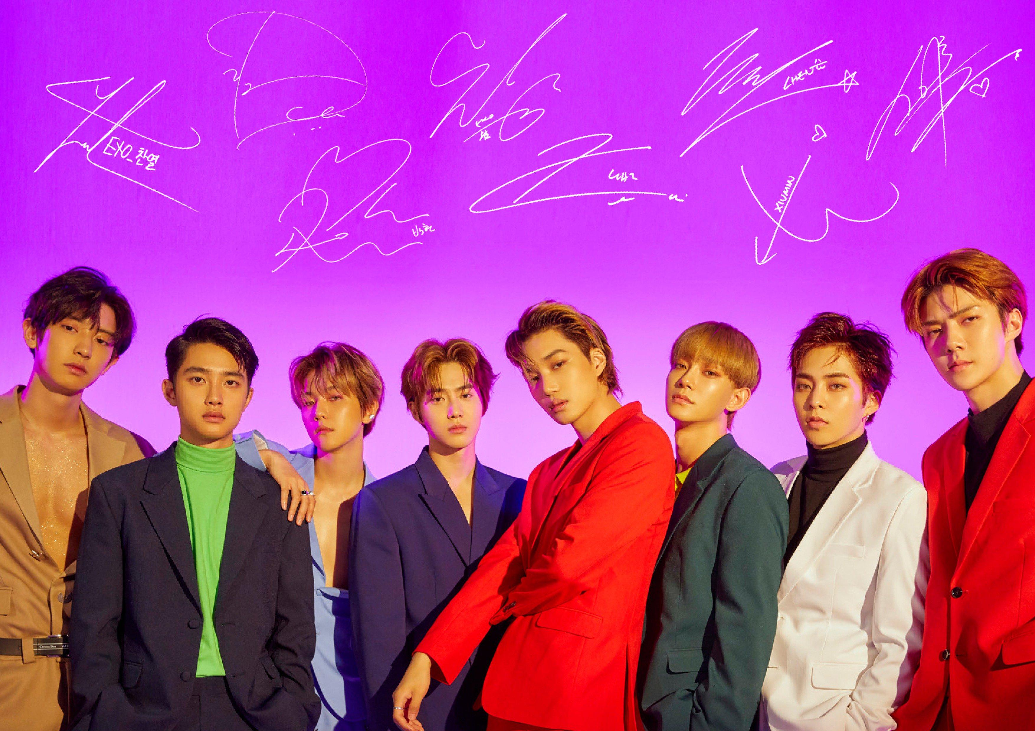 EXO Love Shot HD