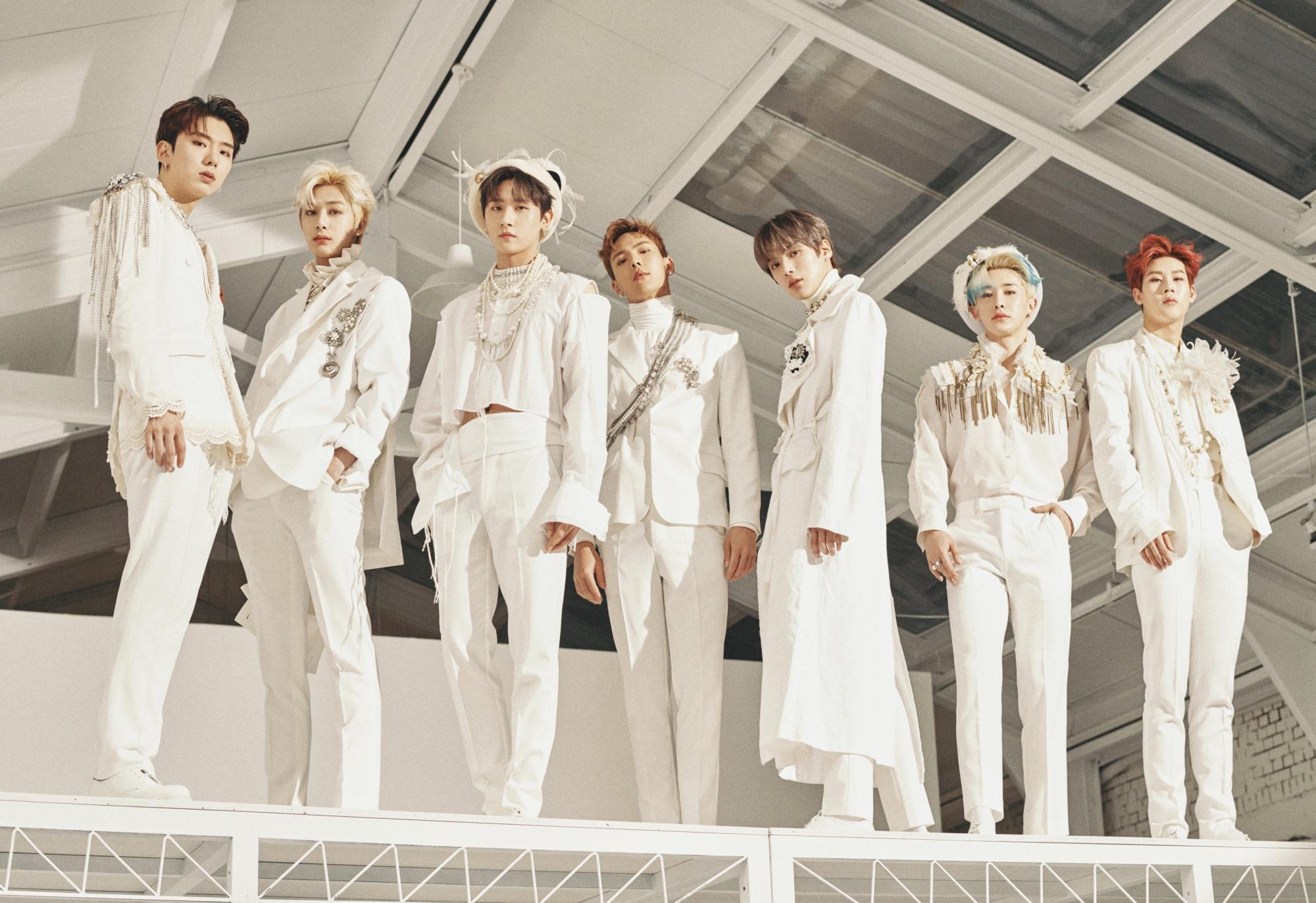 Monsta X Members
