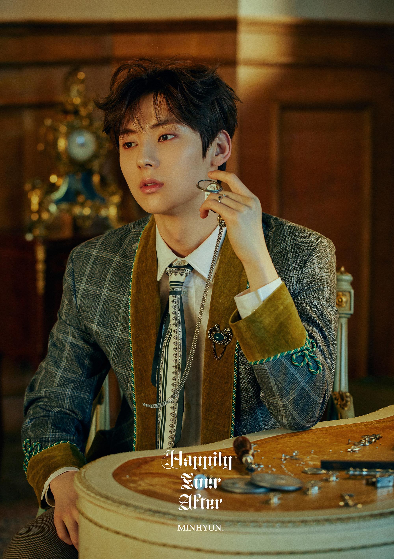 NUEST The Nocturne Concept Photos (HD/HQ/HR) - K-Pop