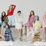 Twice Allure 2019