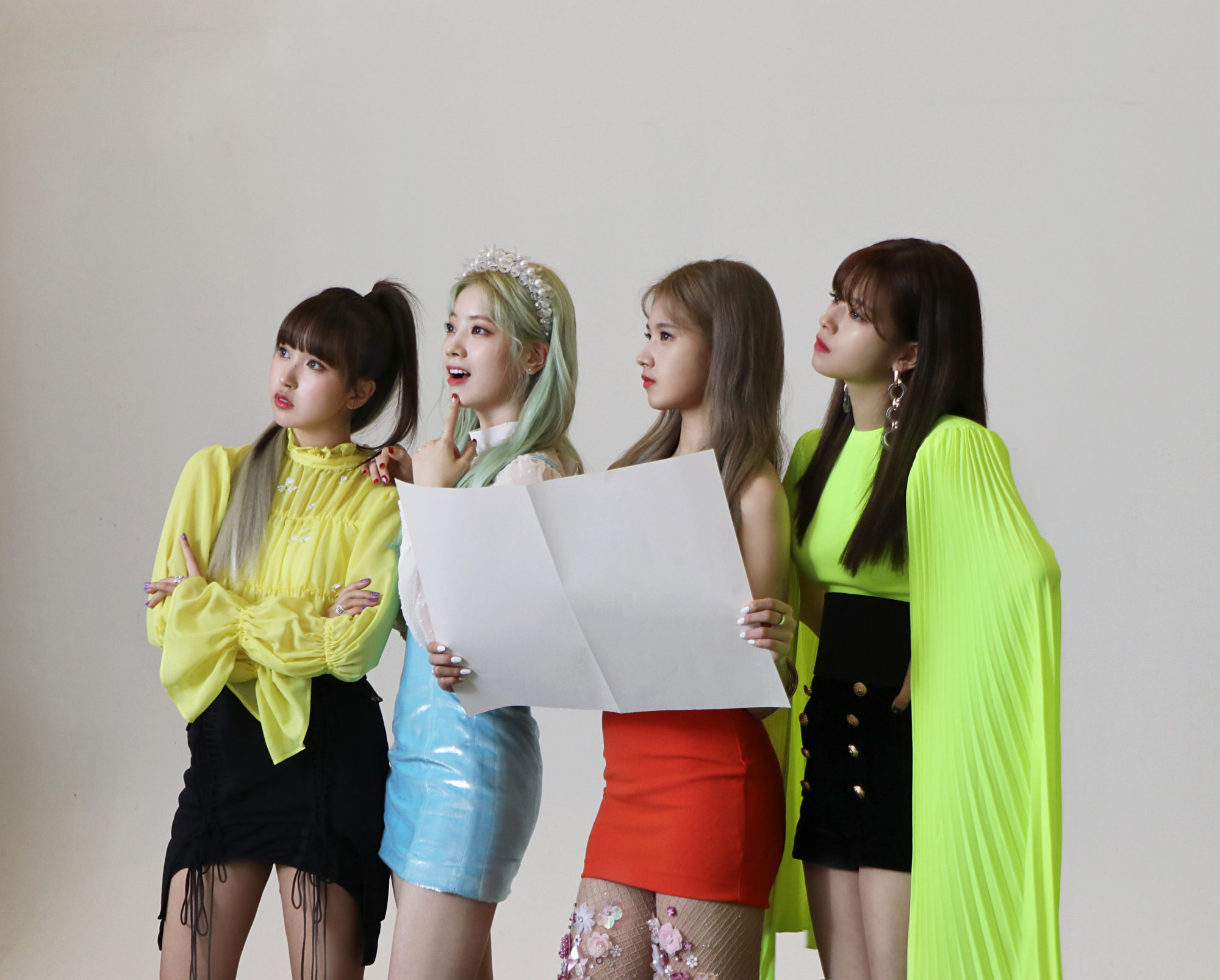 Mina Dahyun Sana Jeongyeon Fancy You HD