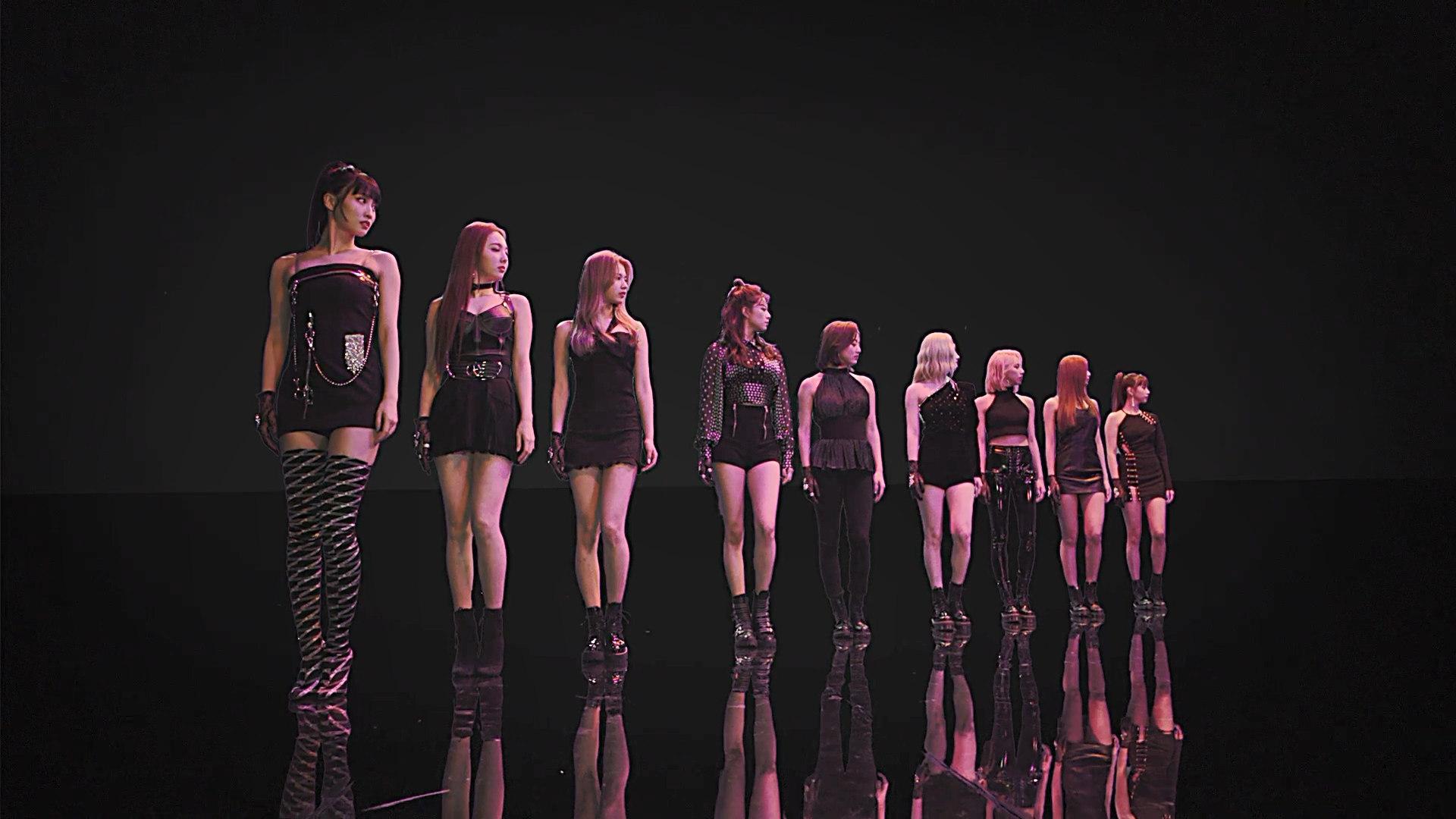 Twice Fancy Choreography