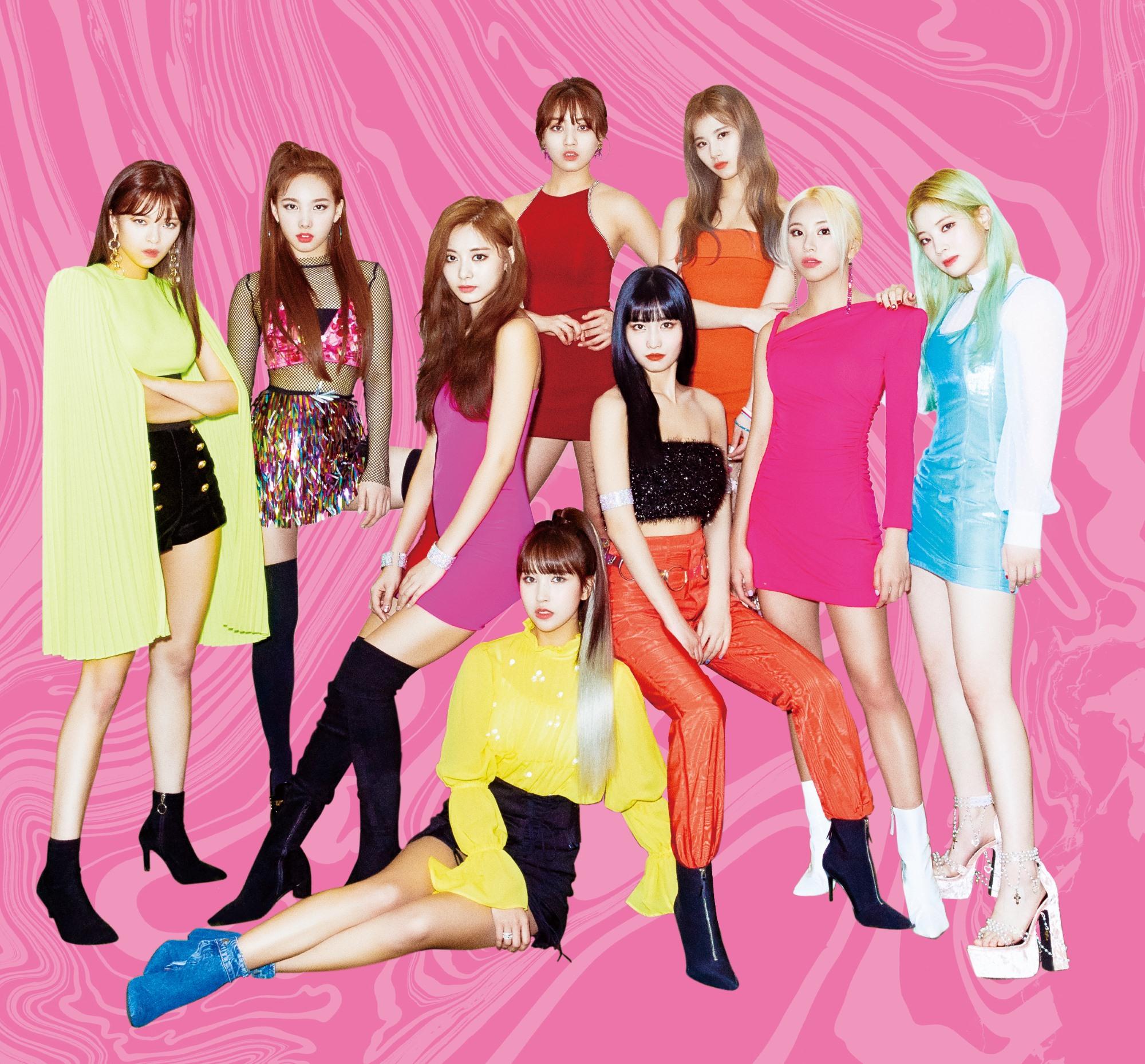 Twice Members