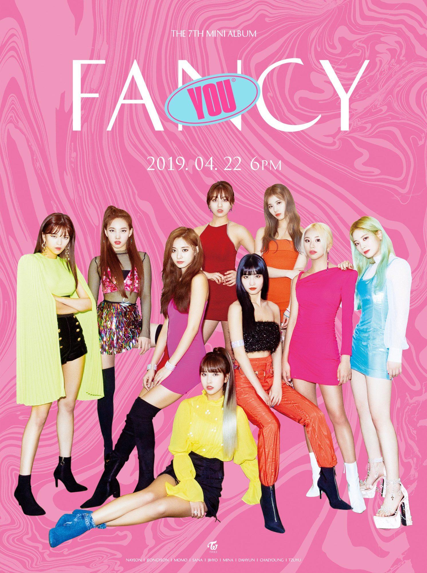 Twice Fancy You Teaser