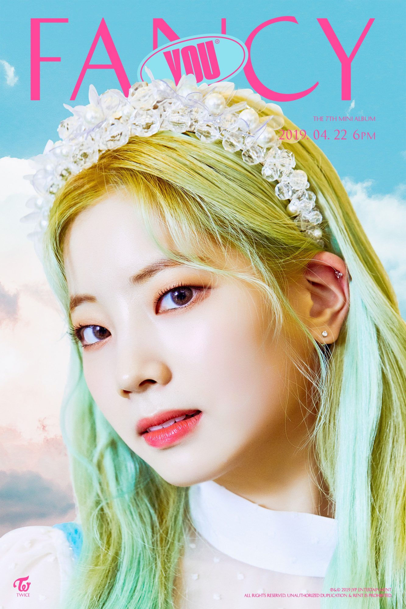 Twice Dahyun Fancy You Teaser