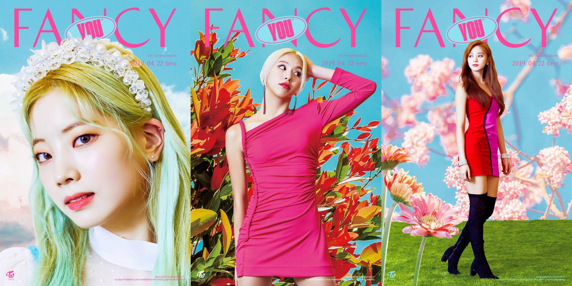 Twice Dahyun Chaeyoung Tzuyu Fancy You Teaser