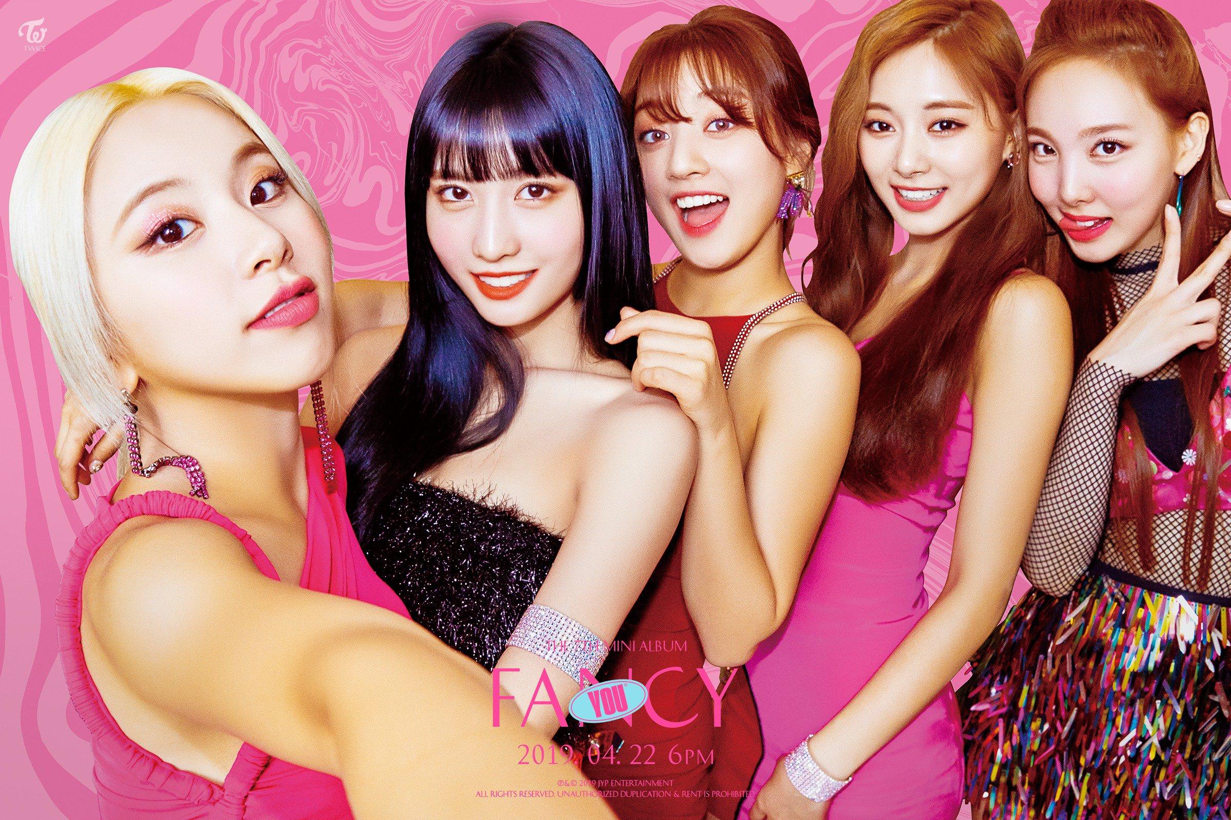 Twice – Fancy You Group Teaser Photos (HD/HR)
