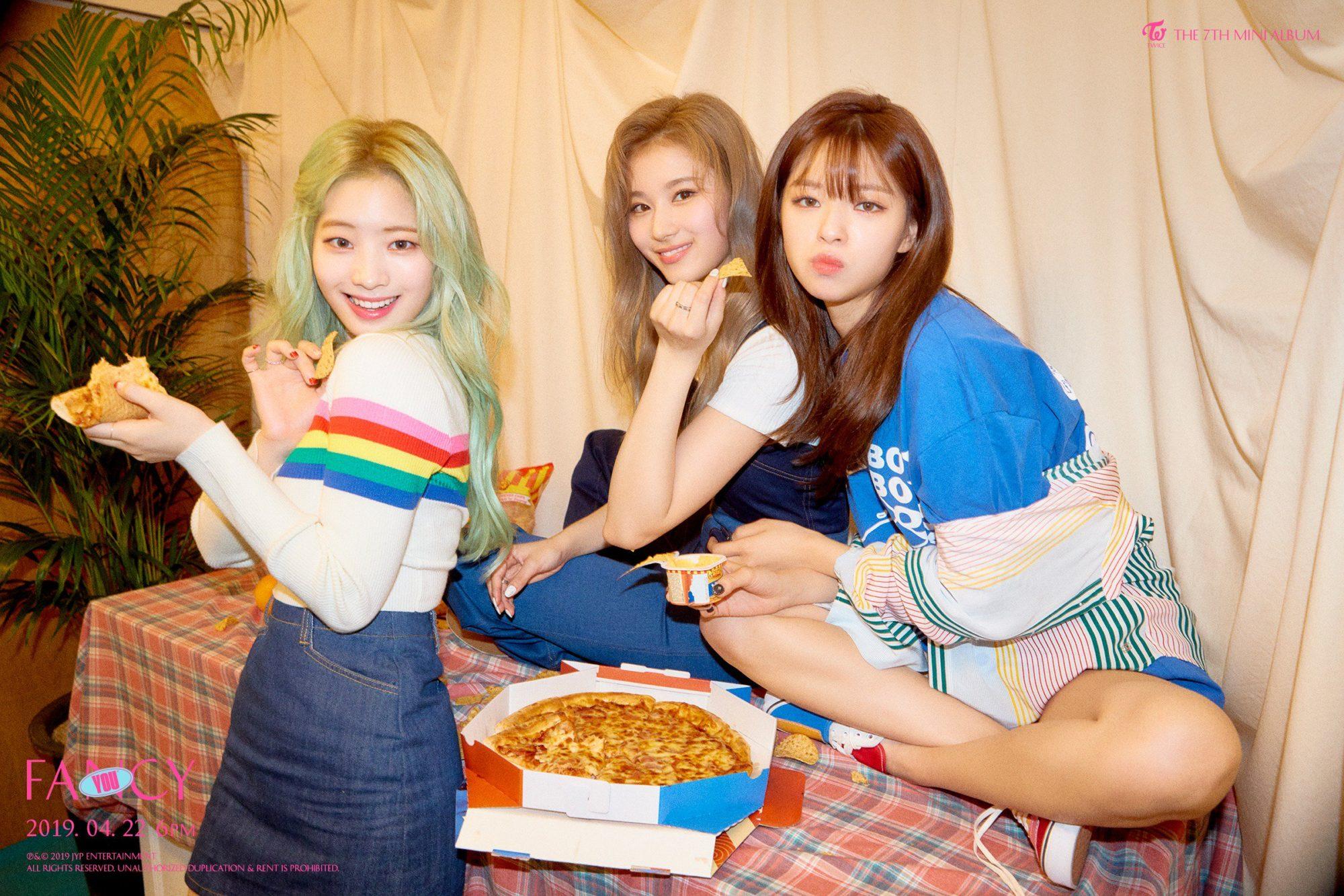 Twice Fancy You Dahyun Sana Jeongyeon