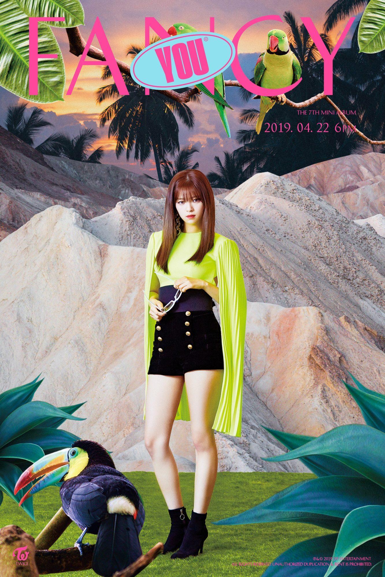 Twice Jeongyeon Fancy You Teaser