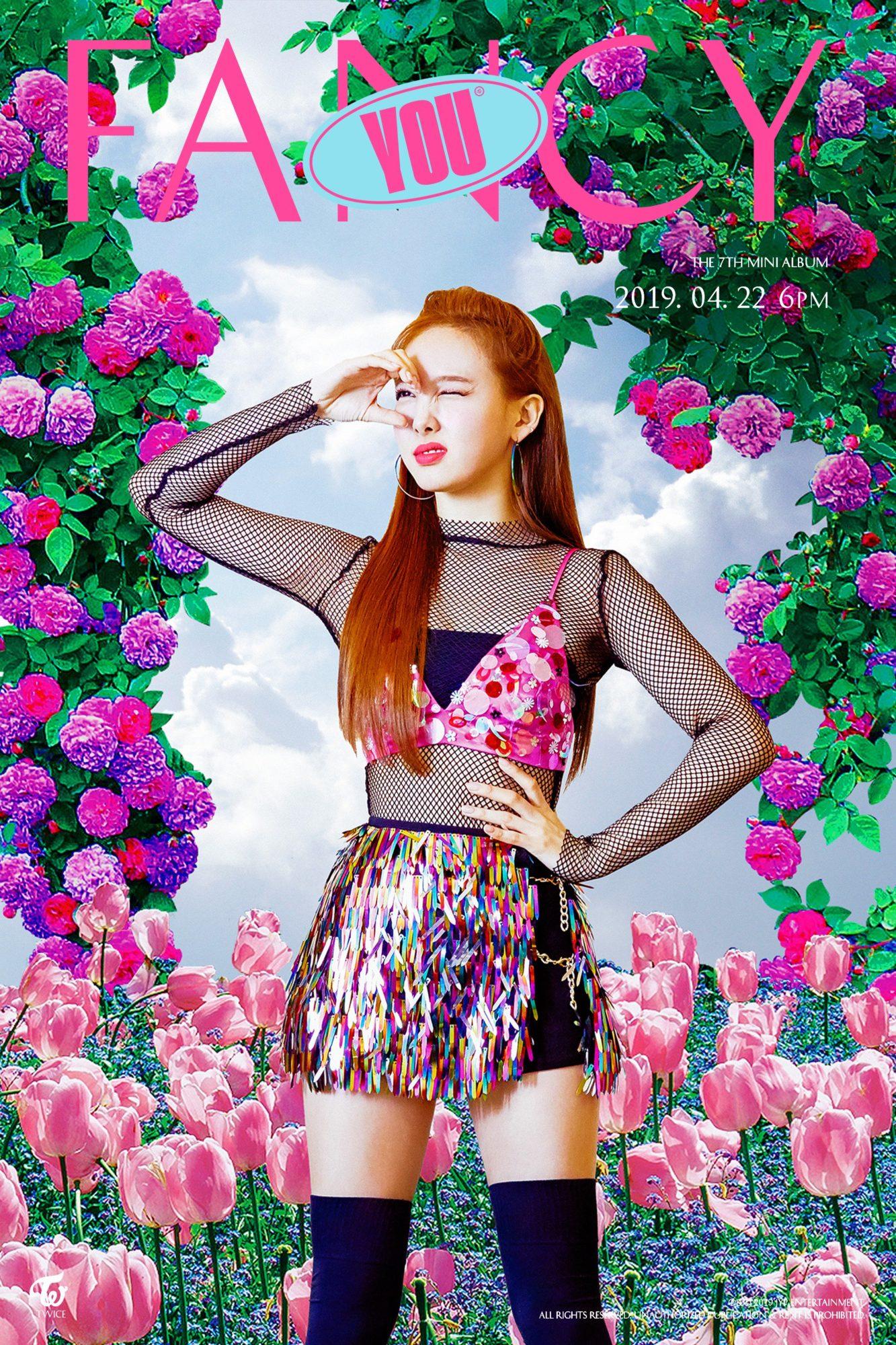 Twice Nayeon Fancy You Teaser