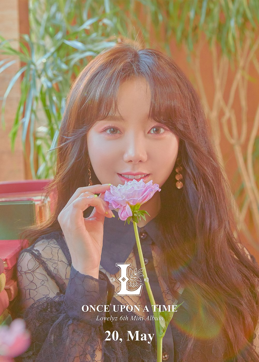 Lovelyz Once Upon A Time Kei