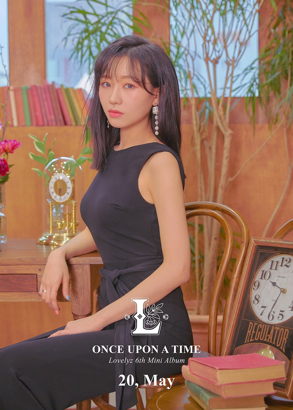 Lovelyz Once Upon A Time Sujeong