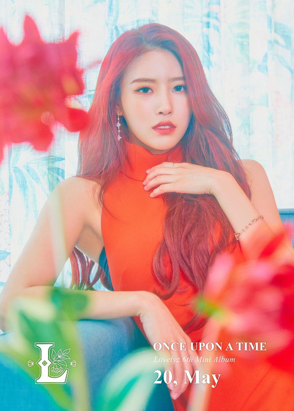 Lovelyz Mijoo Once Upon A Time Teaser