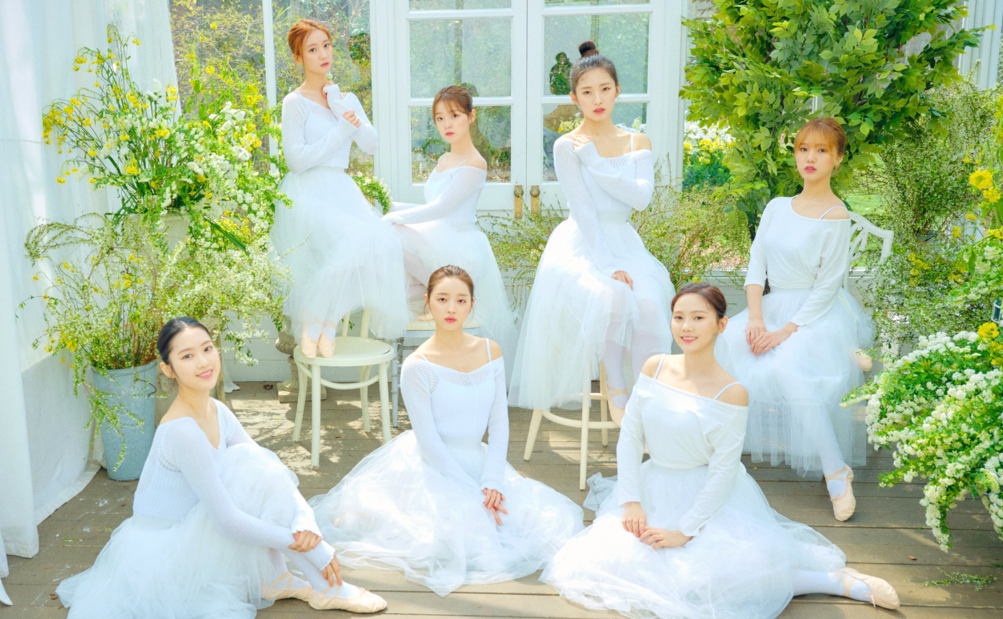 Oh My Girl The Fifth Season Concept