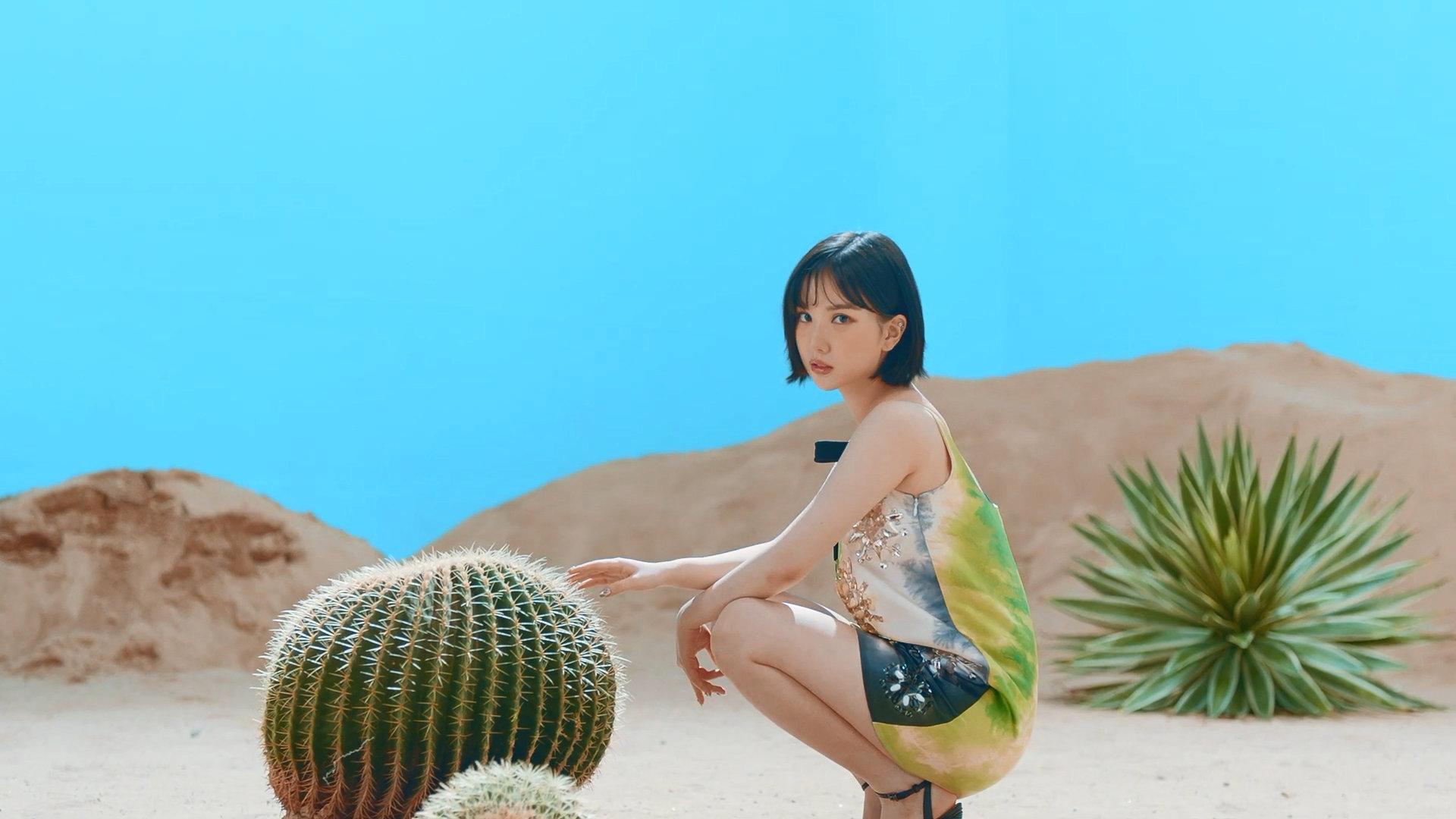GFRIEND Eunha Fever Teaser