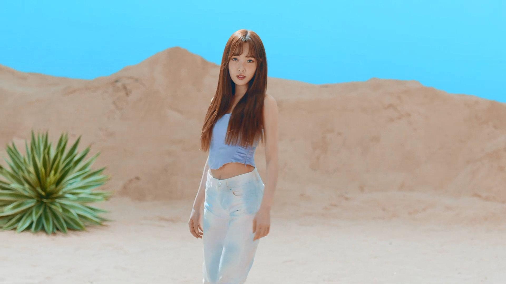 GFRIEND Yuju Fever Teaser