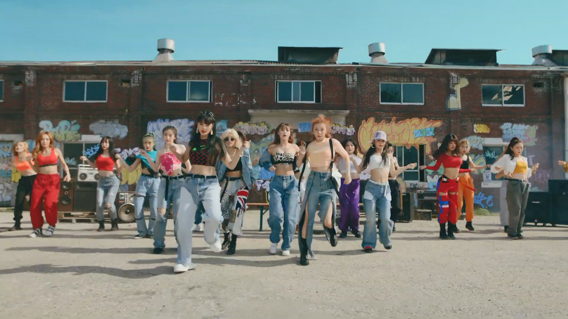 (G)I-dle Uh-Oh