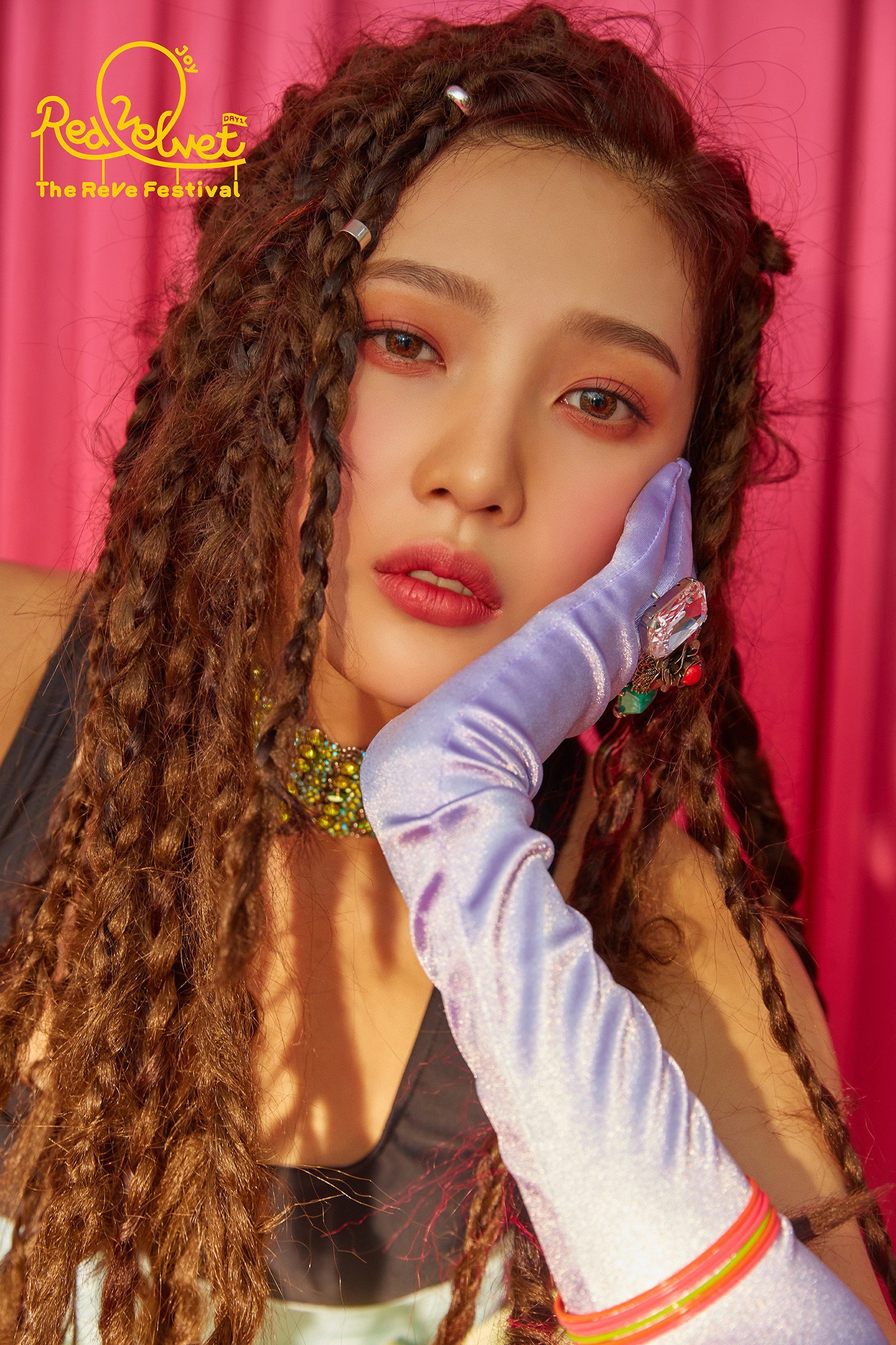 Red Velvet – ReVe Festival Day 1 Joy Teaser Photos (HD/HR)