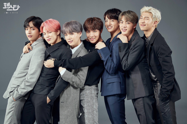 BTS Festa 2019 Family Portrait Photos #2