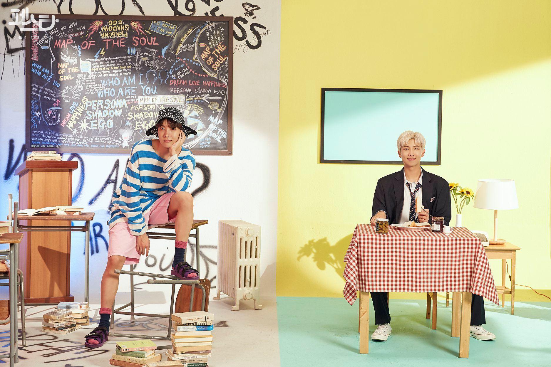 BTS FESTA 2019 Family Portrait Special Photos - K-Pop Database