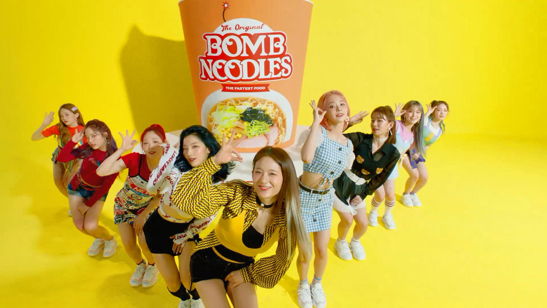 fromis_9 - FUN! who's who - K-Pop Database / dbkpop.com