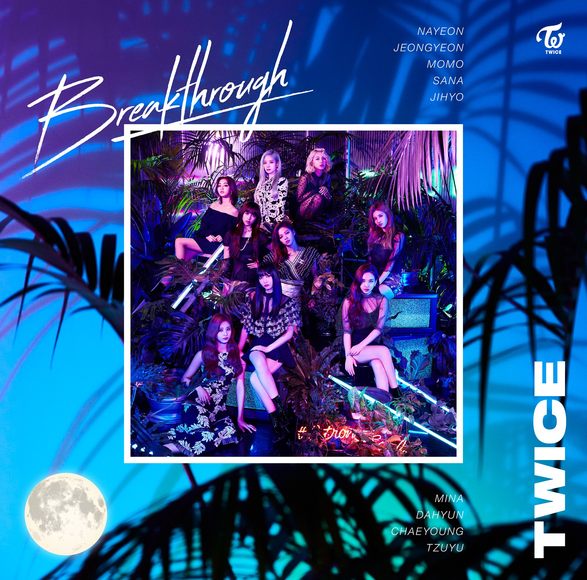 Twice Breakthrough Cover
