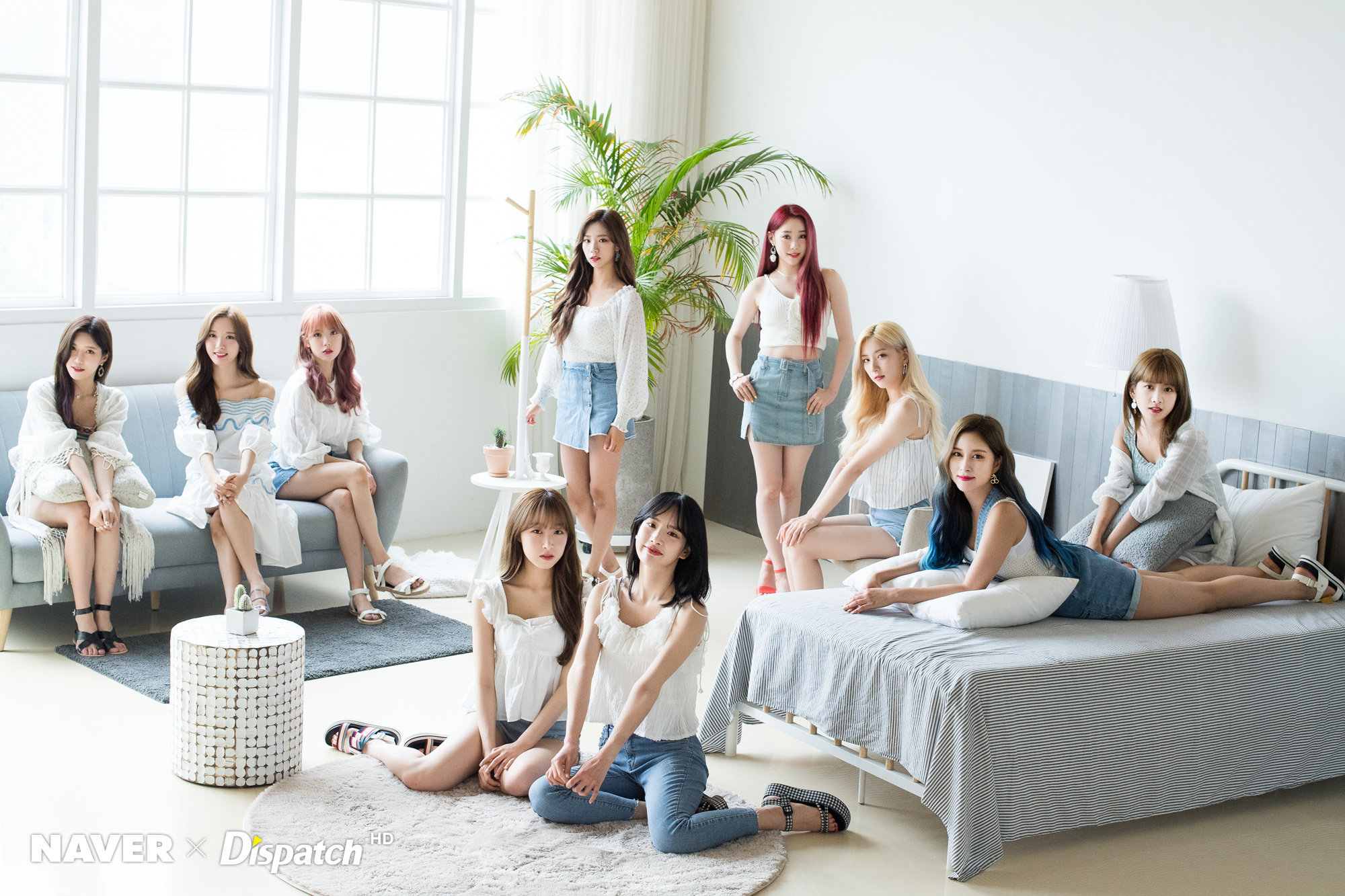 WJSN For The Summer