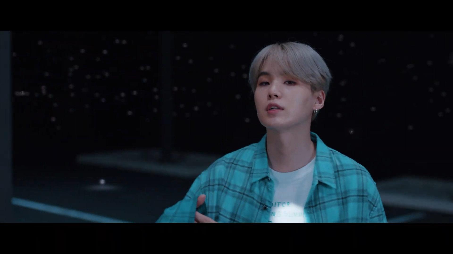 BTS Lights Suga 2