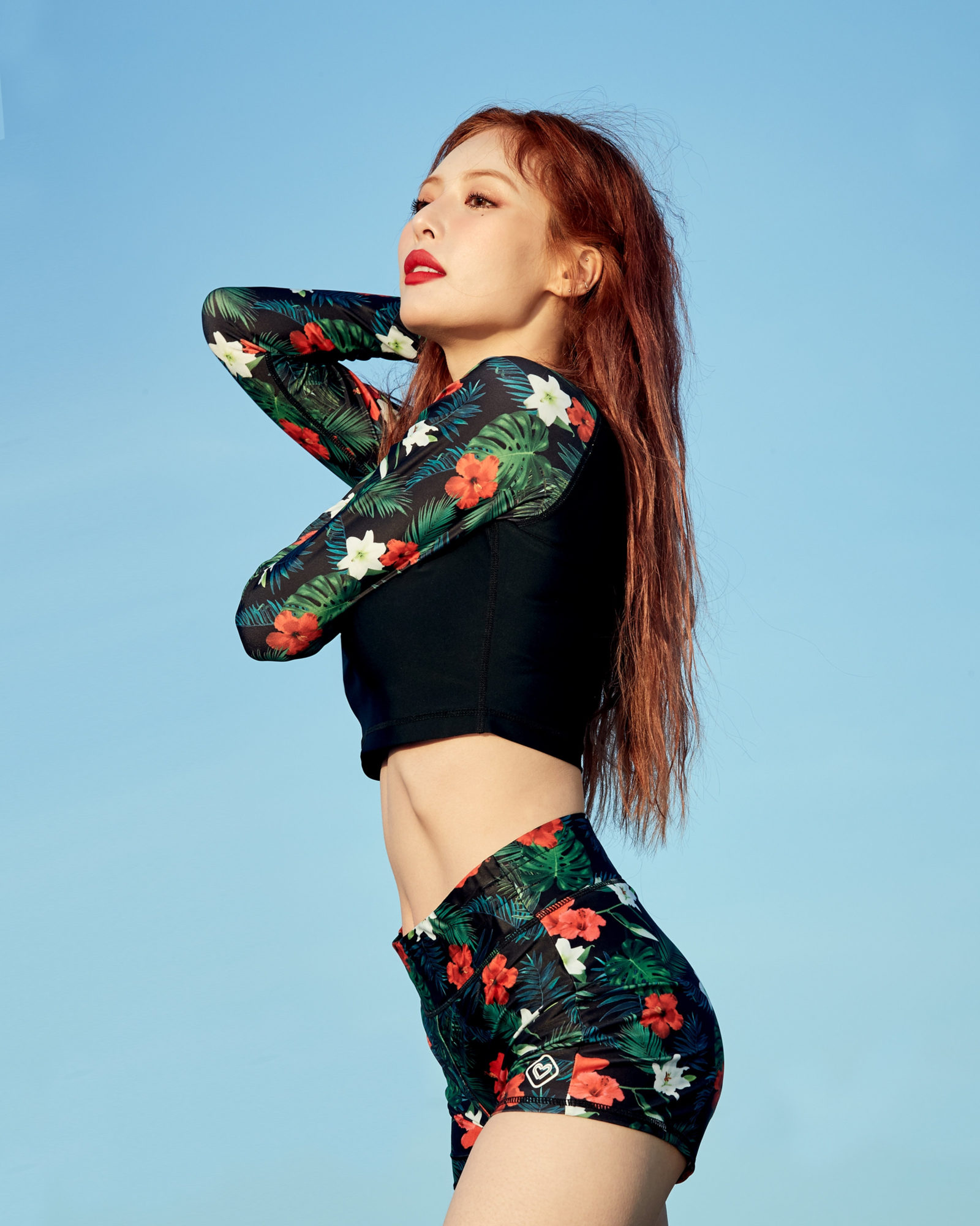 Hyuna CLRIDE.n 2019