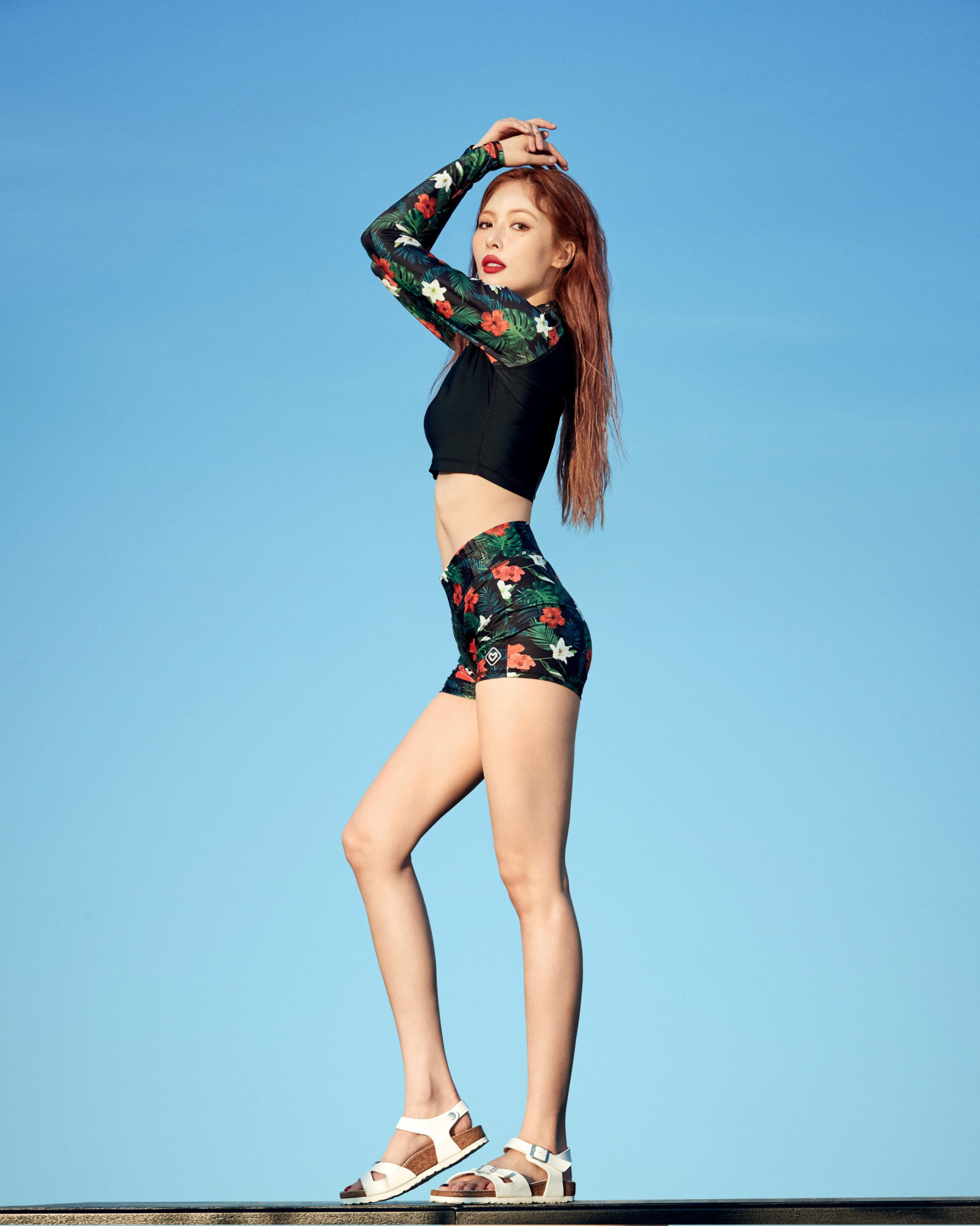 Hyuna CLRIDE.n Pictorial Summer 2019 (HD/HR) - K-Pop ...Hyuna 2019 Pics