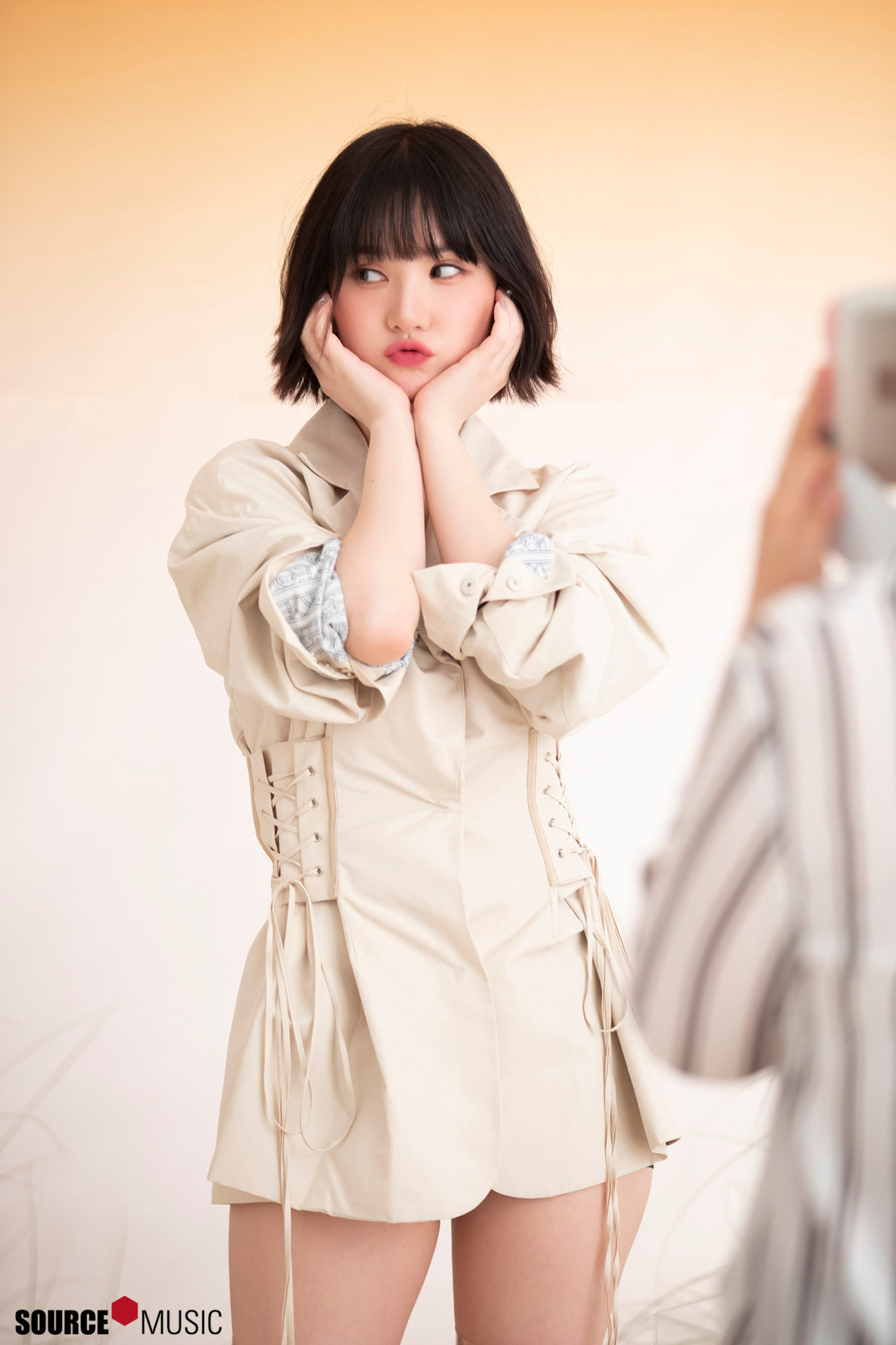 GFRIEND Fever Eunha MV Backstage HD