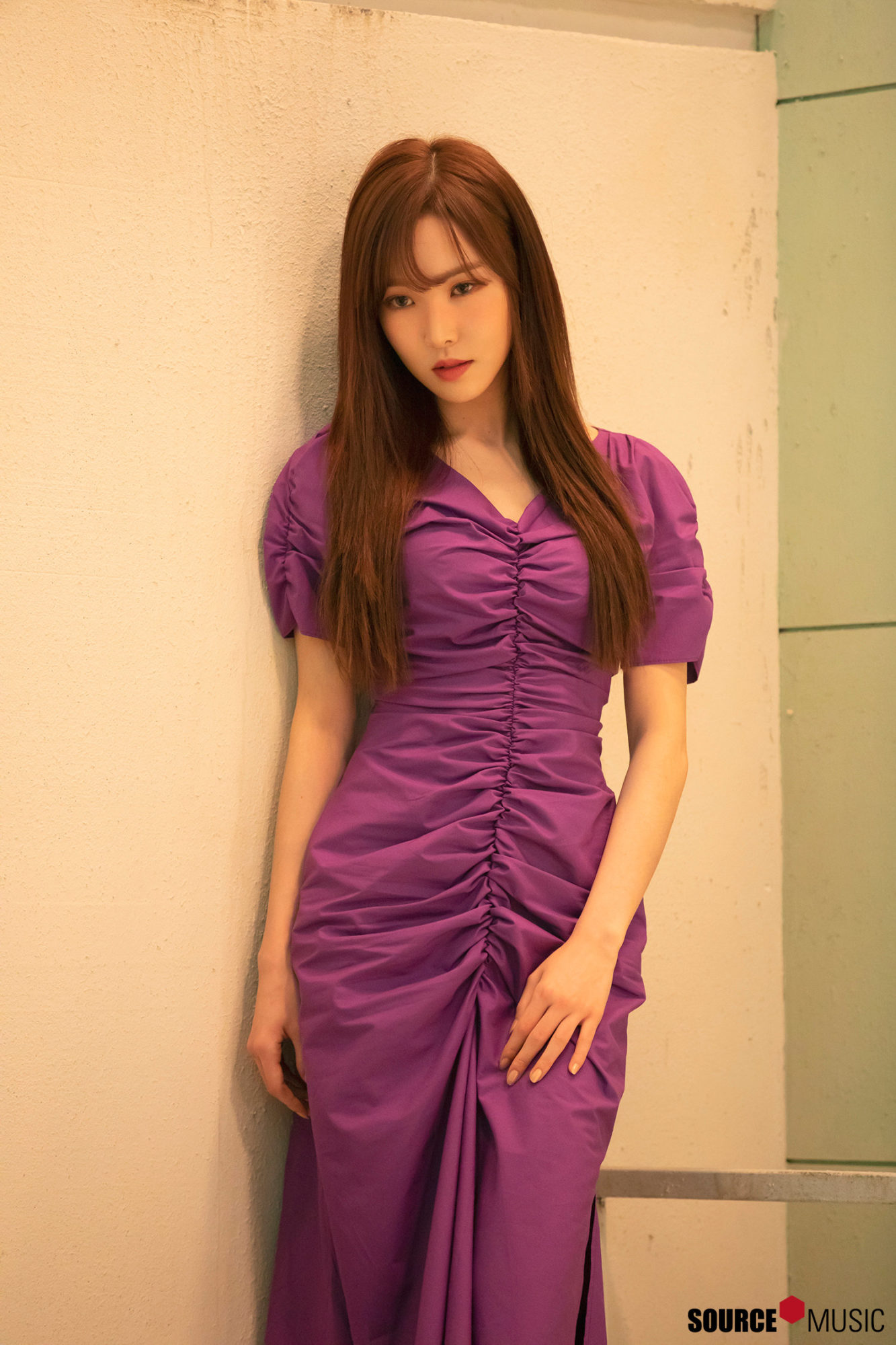 GFRIEND Fever Yuju MV Backstage HD