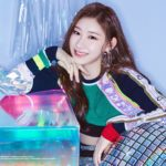 ITZY Itz Icy Chaeryeong Teaser