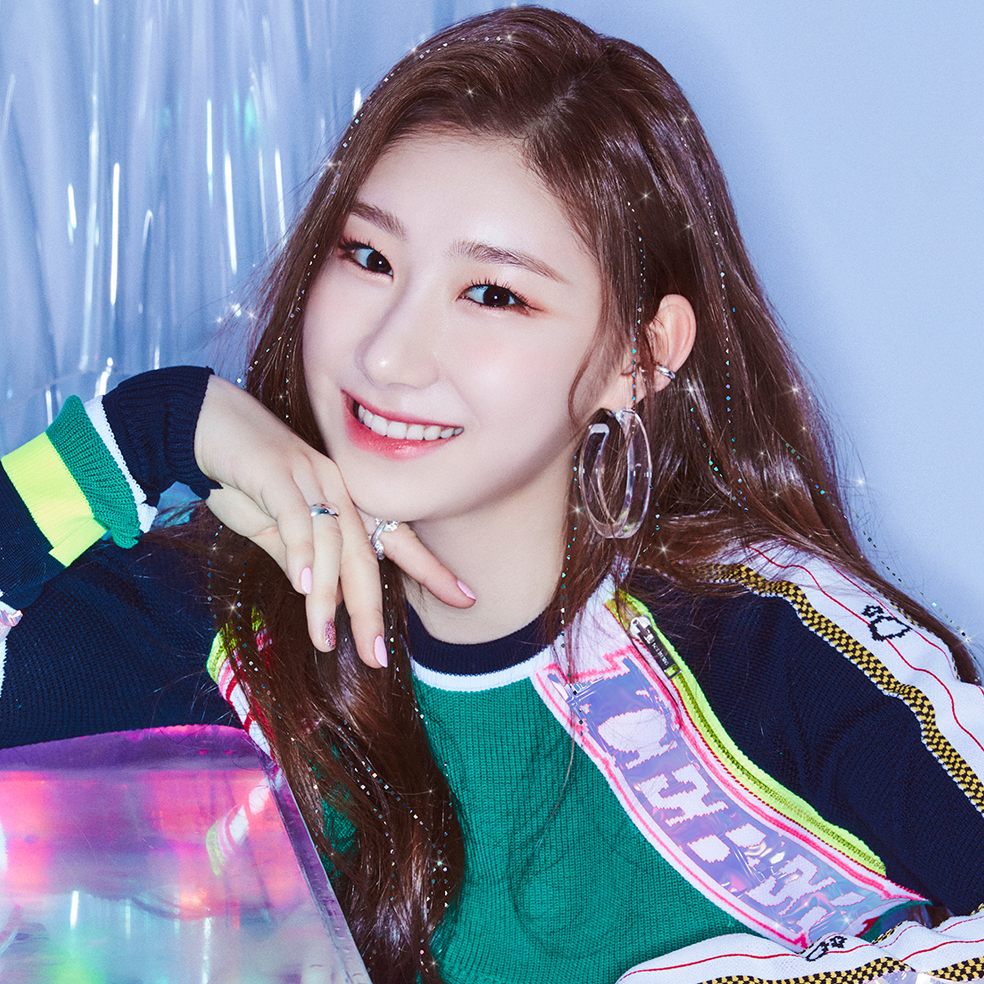 ITZY It'z Icy Concept Chaeryeong