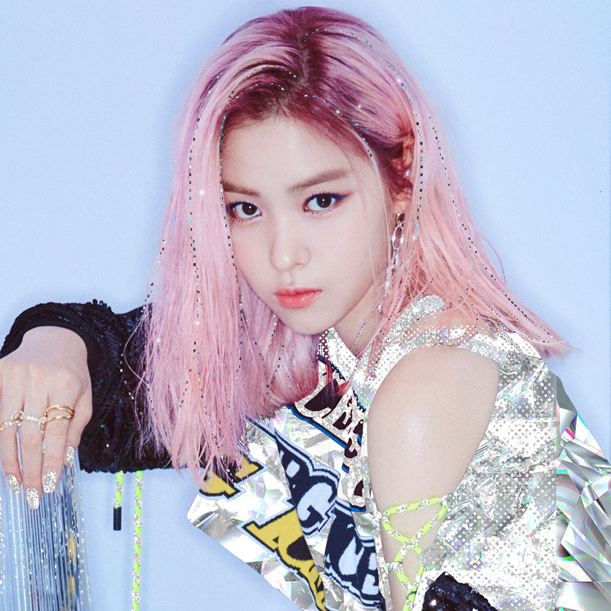 ITZY It'z Icy Concept Ryujin
