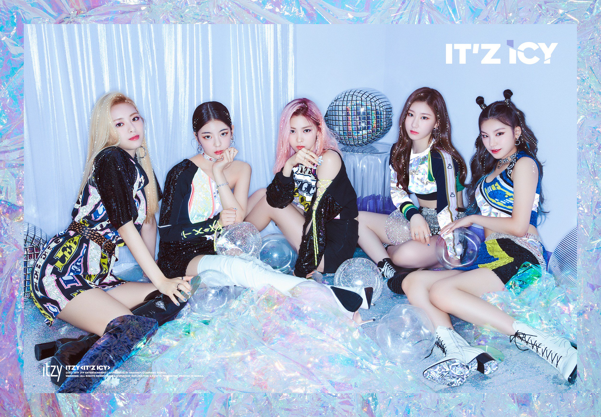 ITZY it'z Icy Teaser
