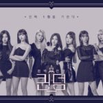 mnet Queendom Oh My Girl Poster