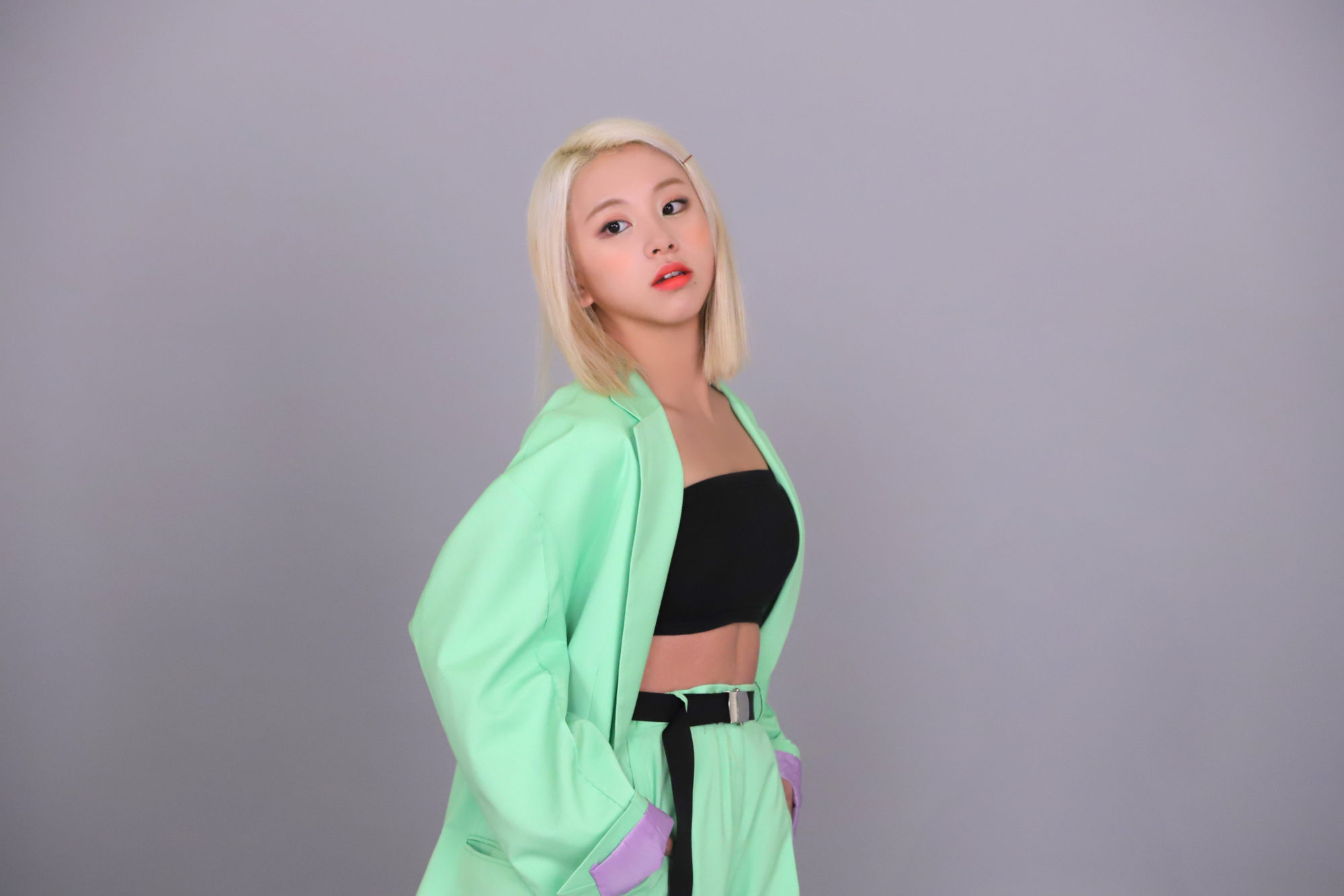 Twice Allure Chaeyoung 2019 HD